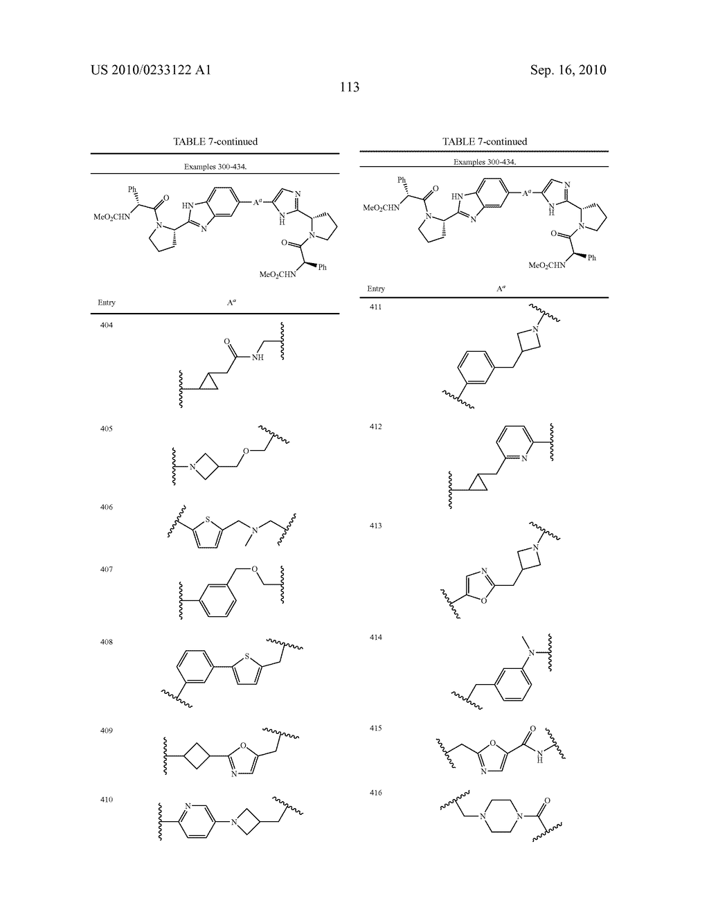 NOVEL BENZIMIDAZOLE DERIVATIVES - diagram, schematic, and image 114