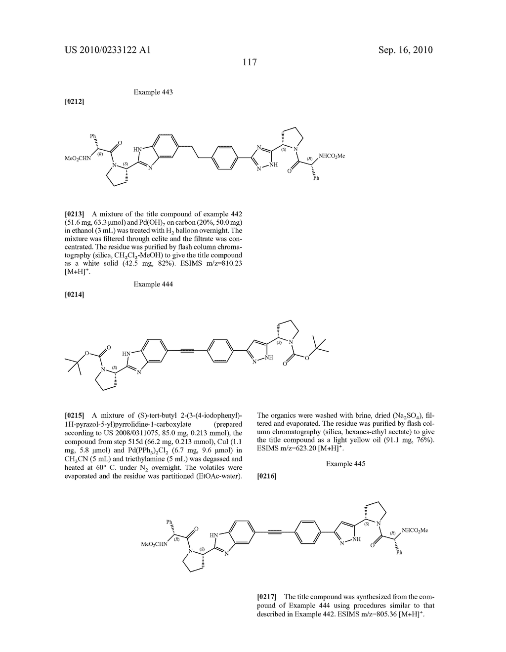 NOVEL BENZIMIDAZOLE DERIVATIVES - diagram, schematic, and image 118