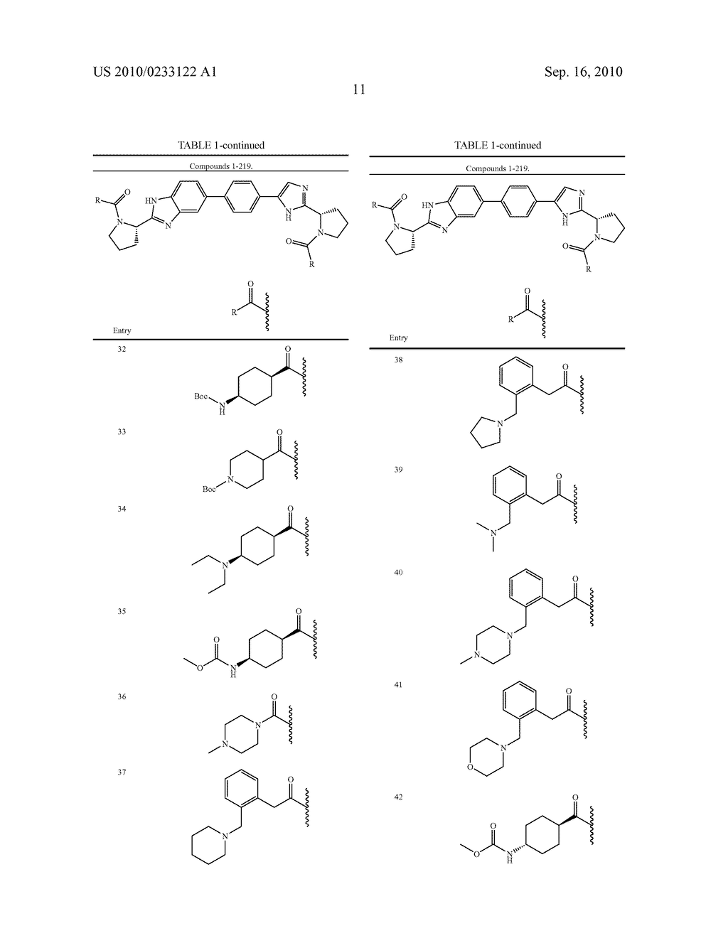 NOVEL BENZIMIDAZOLE DERIVATIVES - diagram, schematic, and image 12