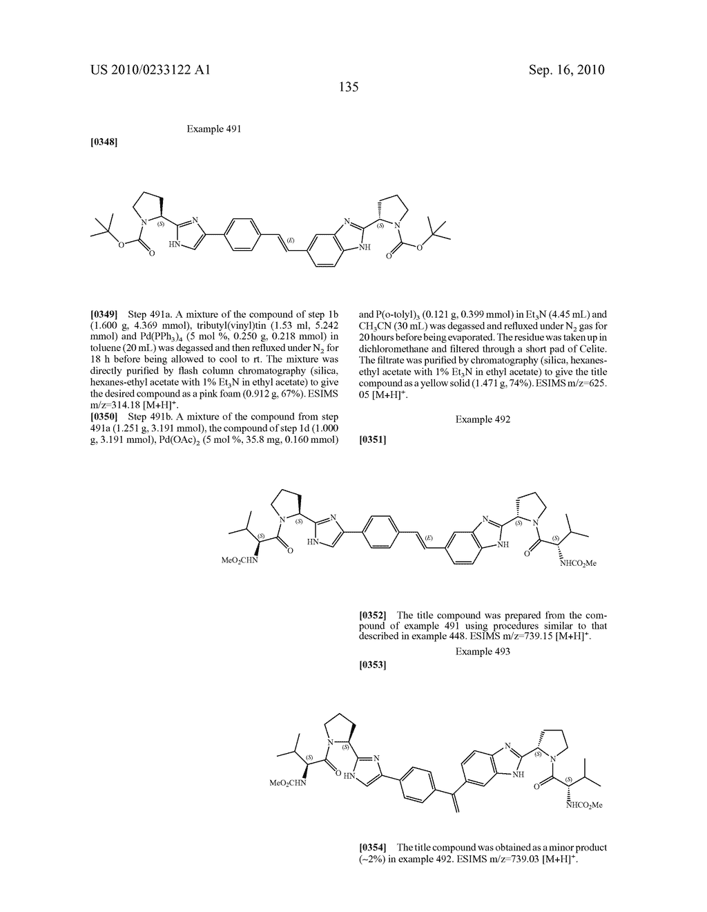 NOVEL BENZIMIDAZOLE DERIVATIVES - diagram, schematic, and image 136
