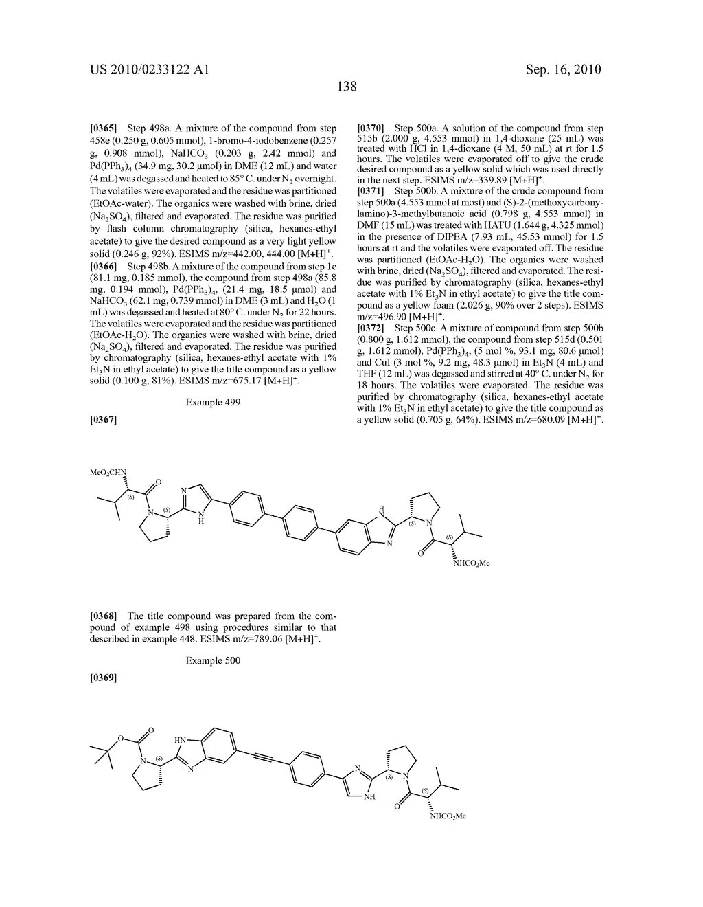 NOVEL BENZIMIDAZOLE DERIVATIVES - diagram, schematic, and image 139