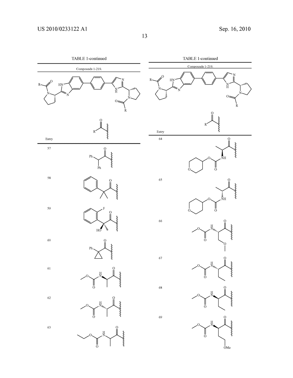 NOVEL BENZIMIDAZOLE DERIVATIVES - diagram, schematic, and image 14