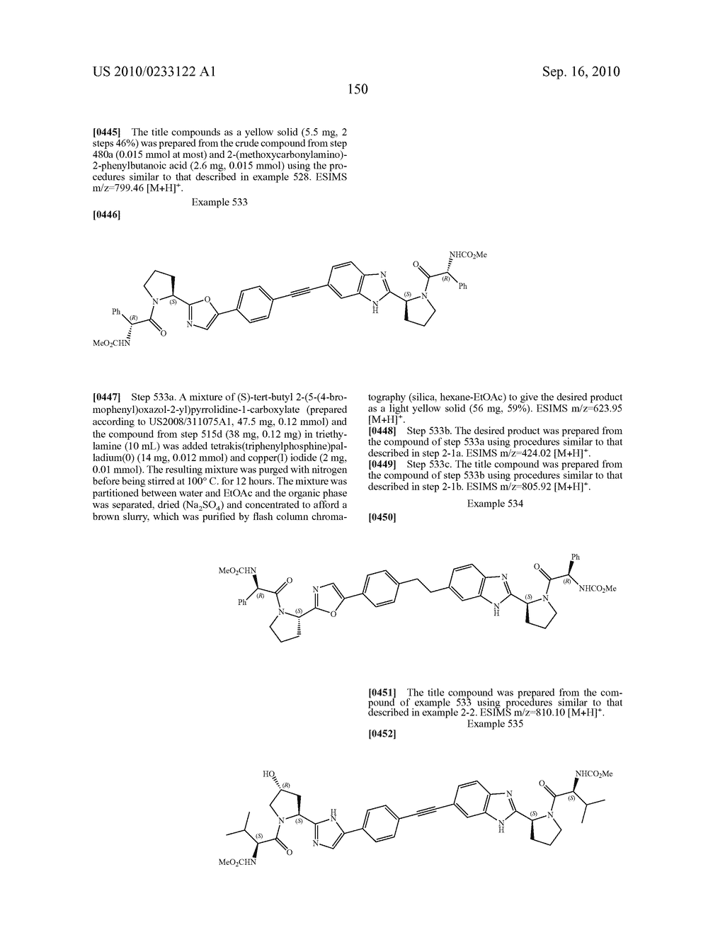 NOVEL BENZIMIDAZOLE DERIVATIVES - diagram, schematic, and image 151