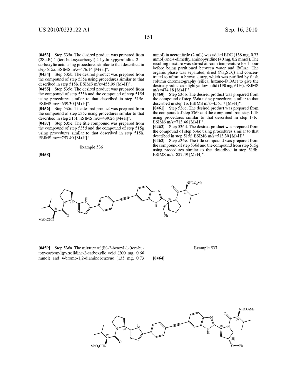 NOVEL BENZIMIDAZOLE DERIVATIVES - diagram, schematic, and image 152