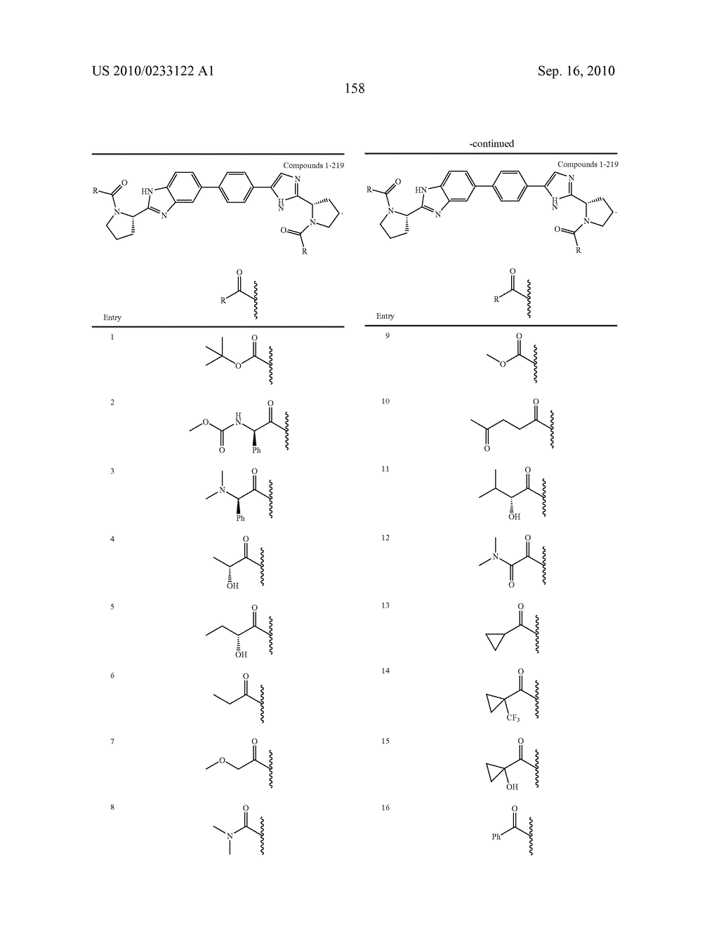 NOVEL BENZIMIDAZOLE DERIVATIVES - diagram, schematic, and image 159