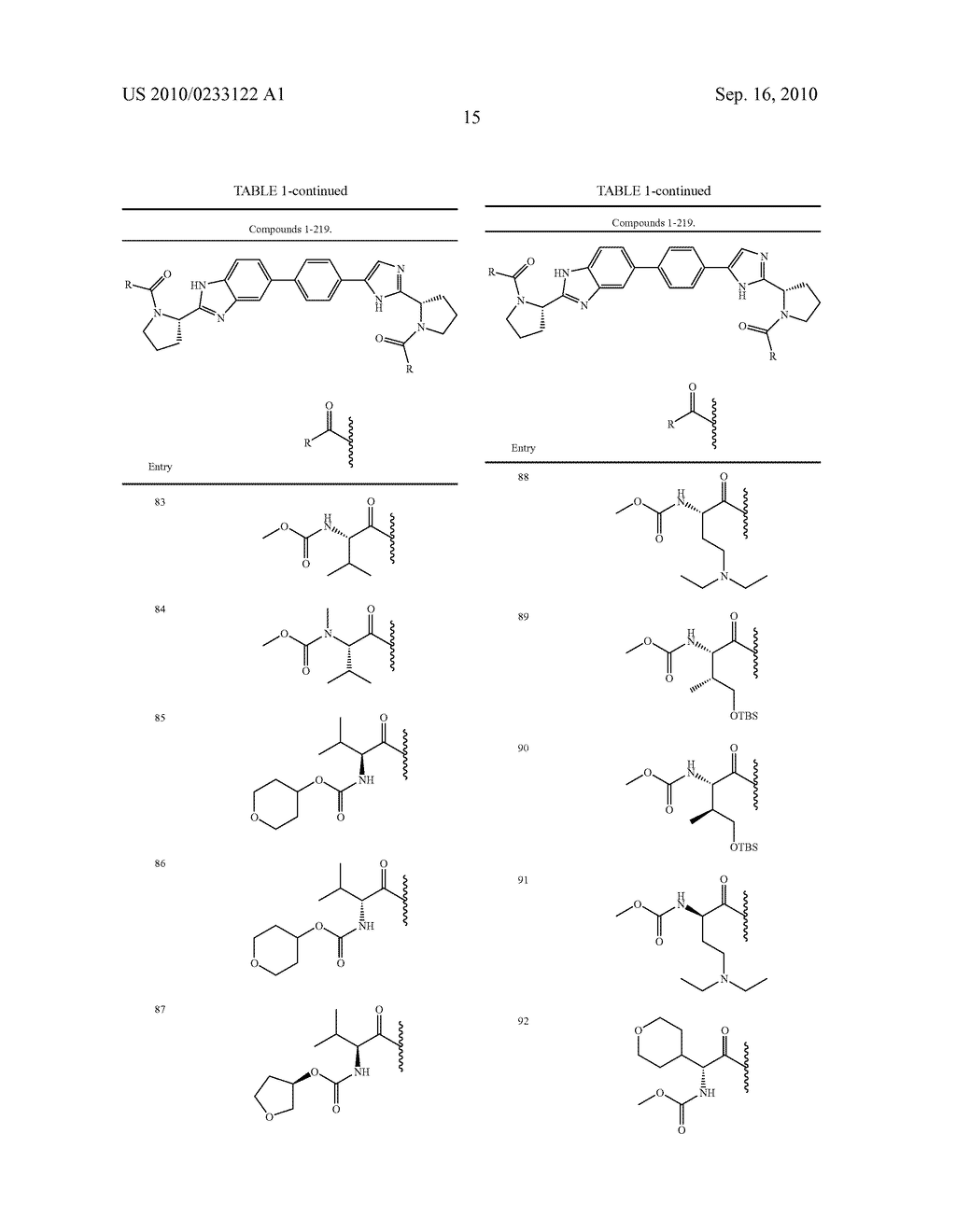 NOVEL BENZIMIDAZOLE DERIVATIVES - diagram, schematic, and image 16