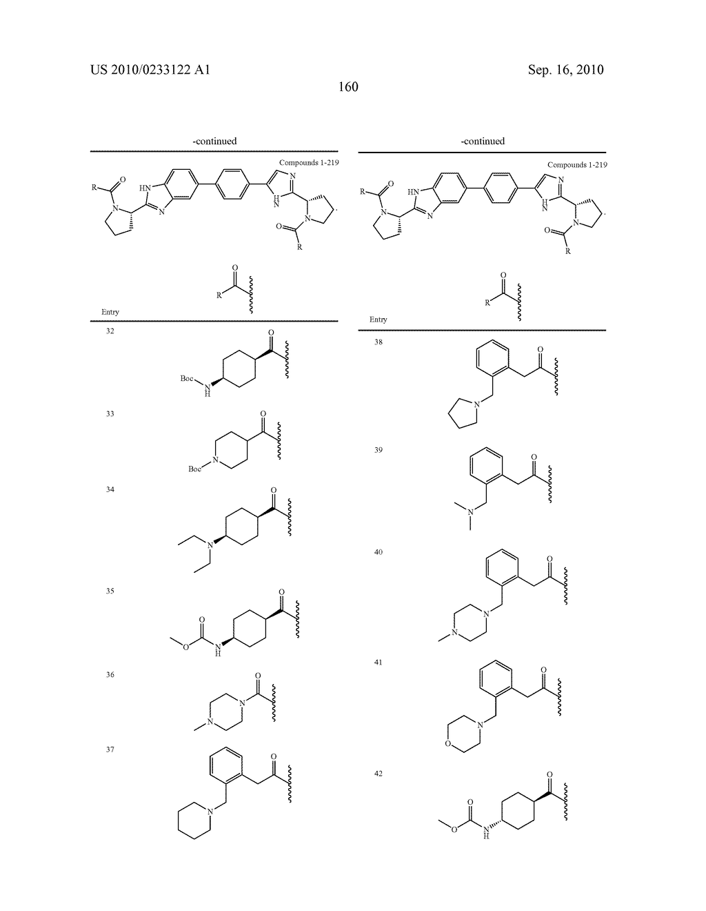 NOVEL BENZIMIDAZOLE DERIVATIVES - diagram, schematic, and image 161
