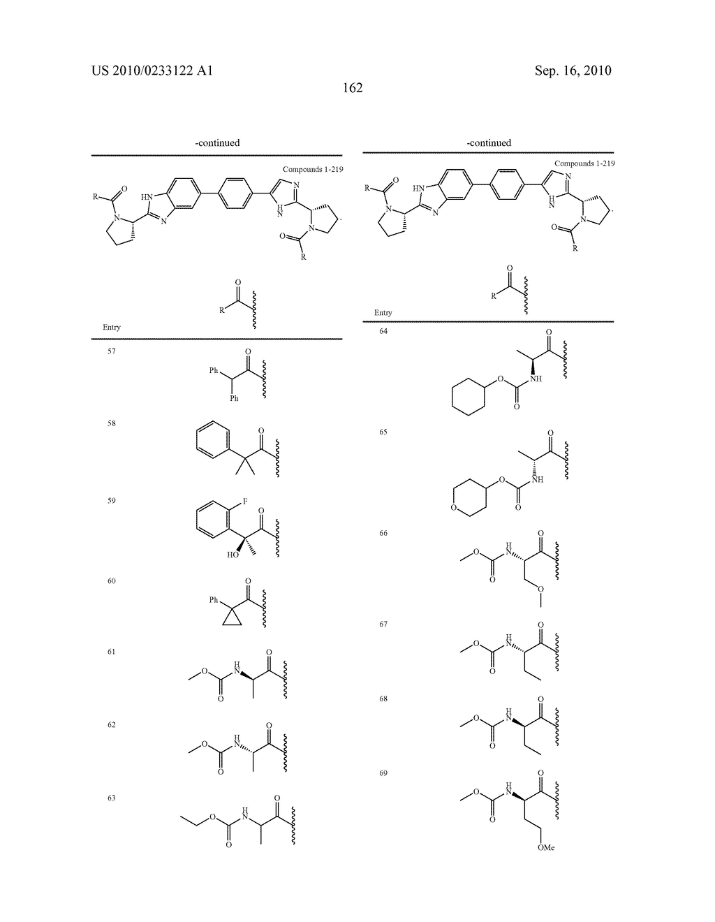 NOVEL BENZIMIDAZOLE DERIVATIVES - diagram, schematic, and image 163