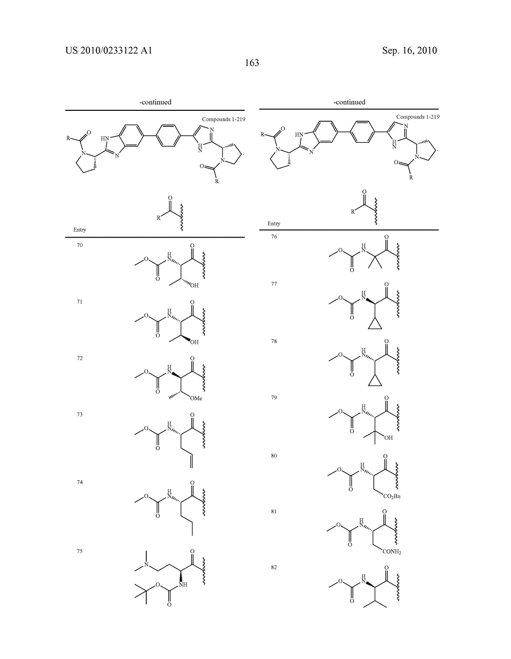 NOVEL BENZIMIDAZOLE DERIVATIVES - diagram, schematic, and image 164