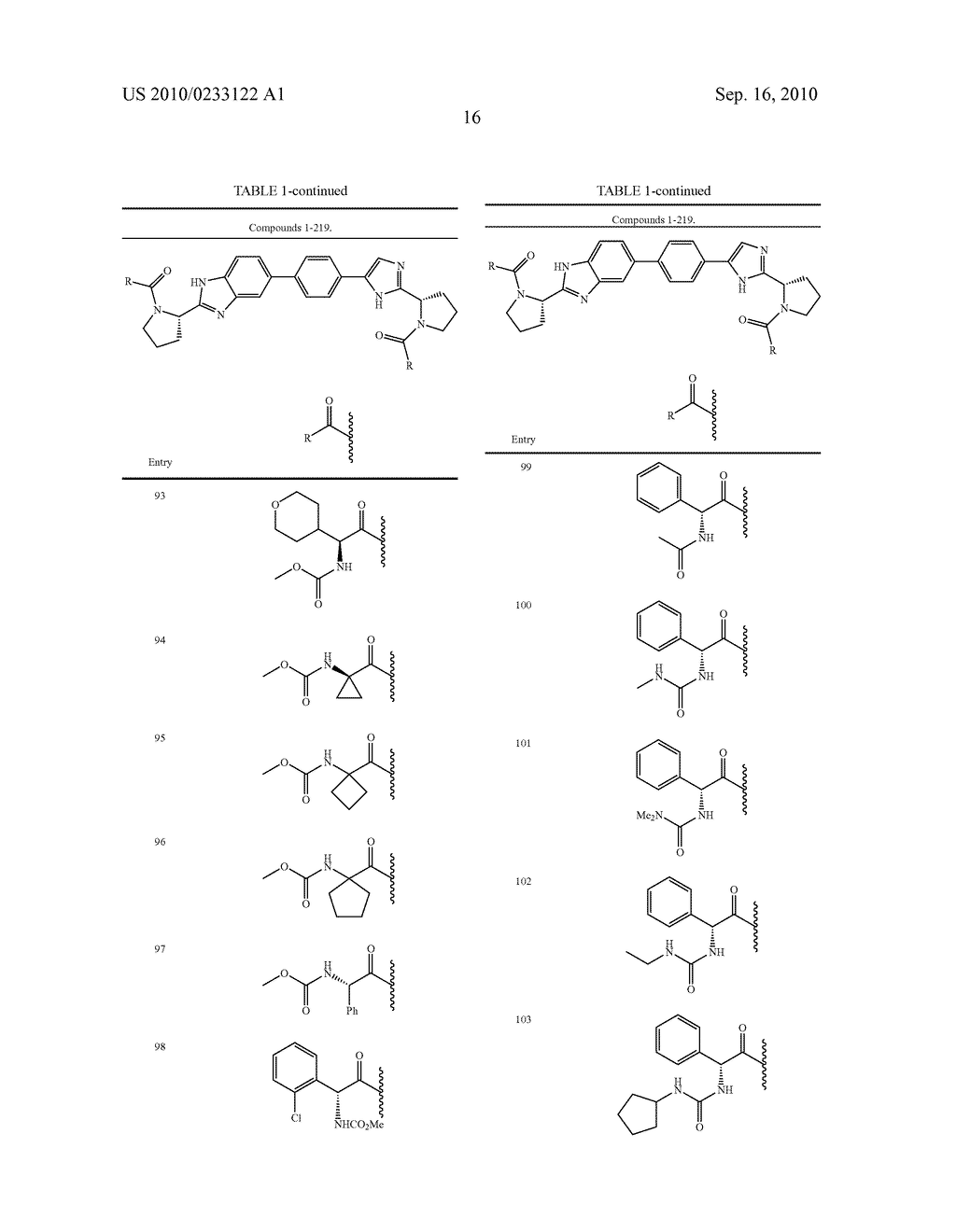 NOVEL BENZIMIDAZOLE DERIVATIVES - diagram, schematic, and image 17