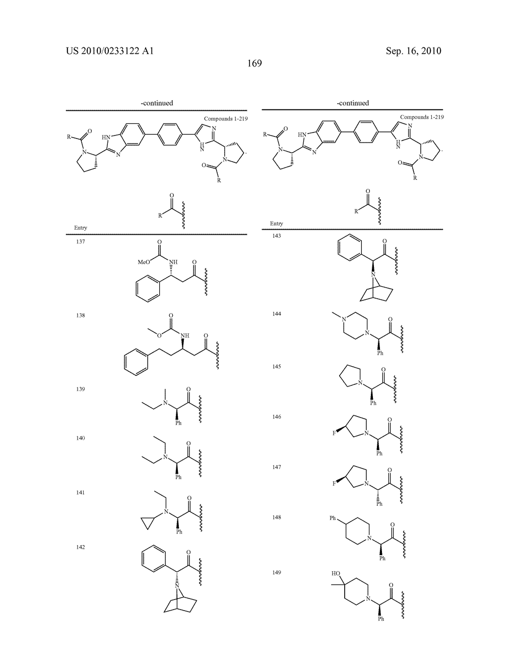 NOVEL BENZIMIDAZOLE DERIVATIVES - diagram, schematic, and image 170