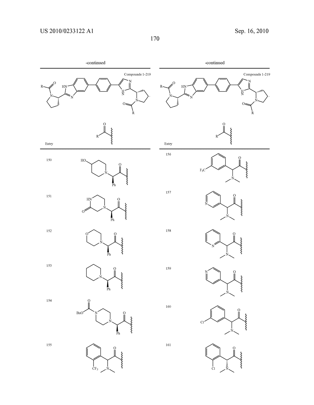 NOVEL BENZIMIDAZOLE DERIVATIVES - diagram, schematic, and image 171