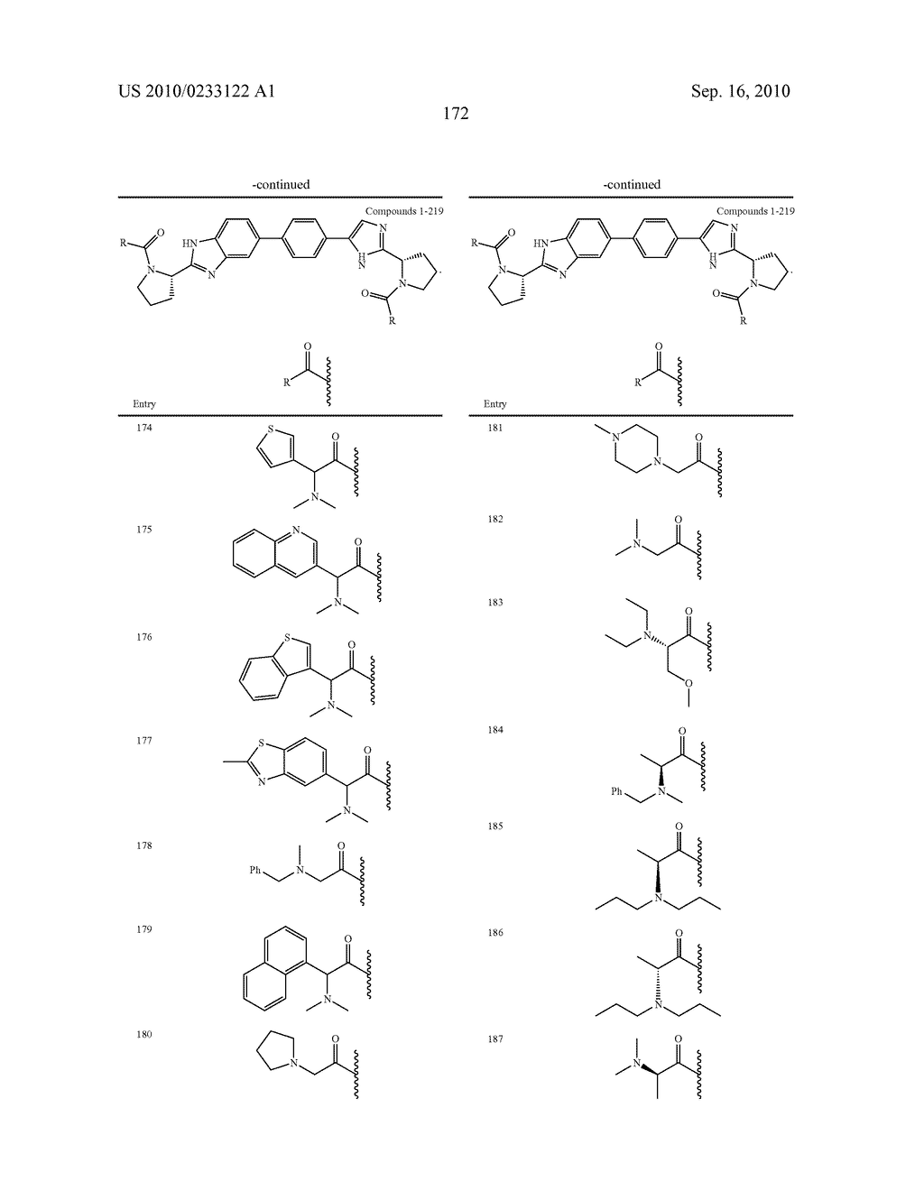 NOVEL BENZIMIDAZOLE DERIVATIVES - diagram, schematic, and image 173