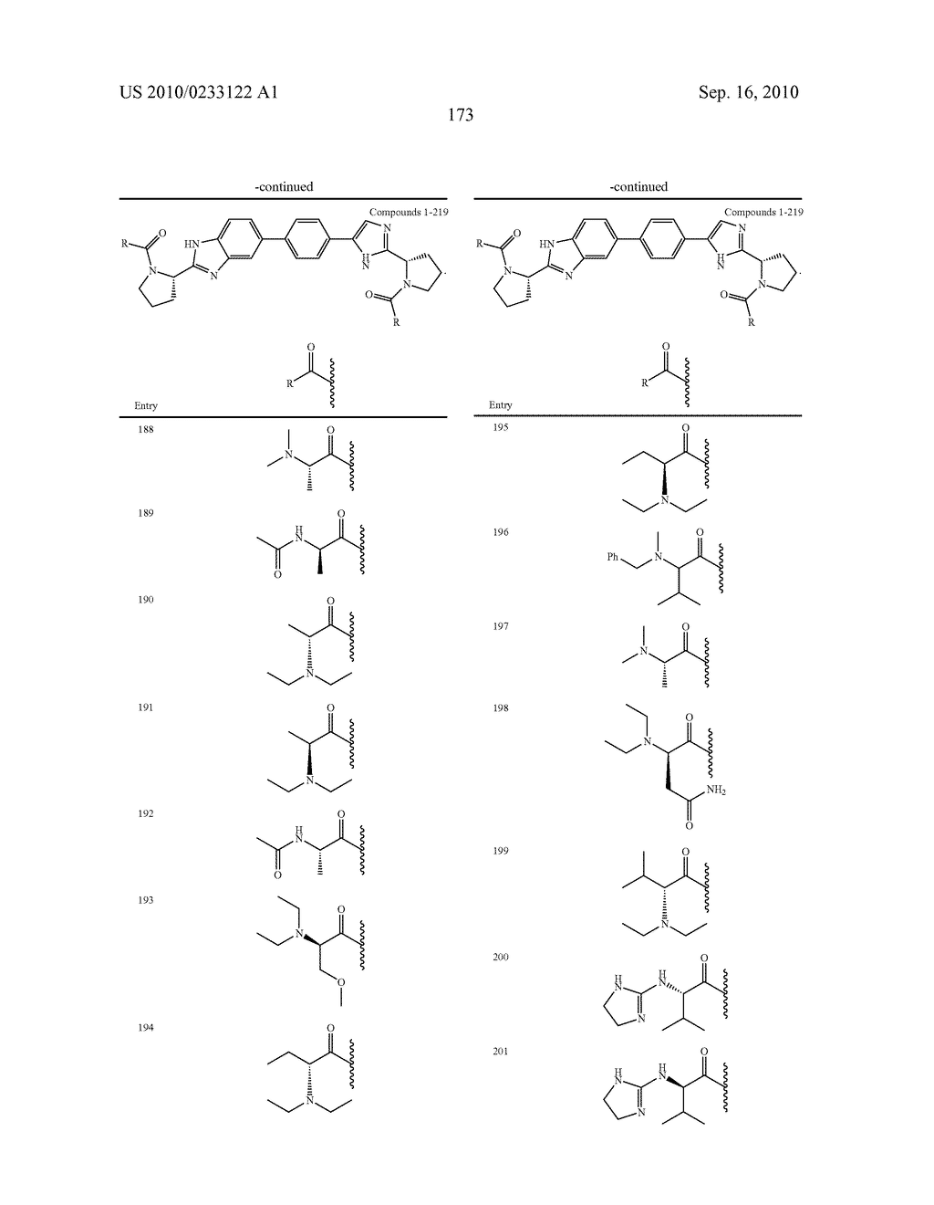 NOVEL BENZIMIDAZOLE DERIVATIVES - diagram, schematic, and image 174