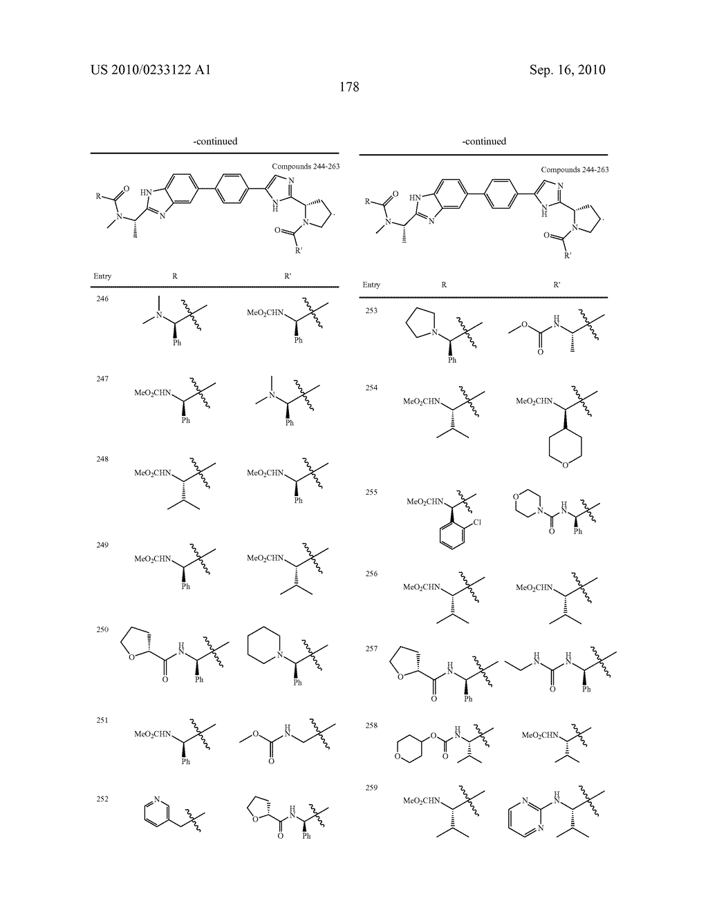 NOVEL BENZIMIDAZOLE DERIVATIVES - diagram, schematic, and image 179