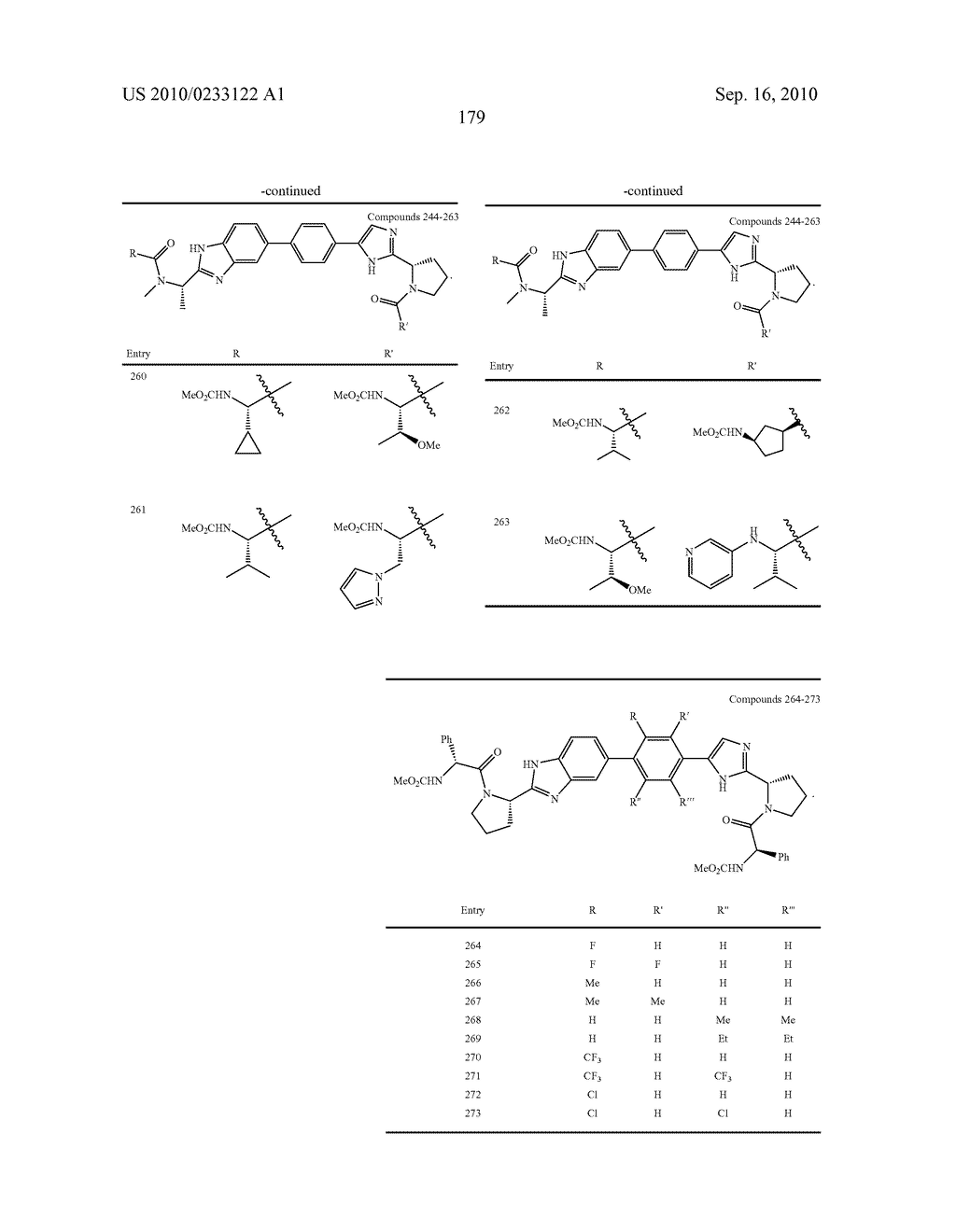 NOVEL BENZIMIDAZOLE DERIVATIVES - diagram, schematic, and image 180