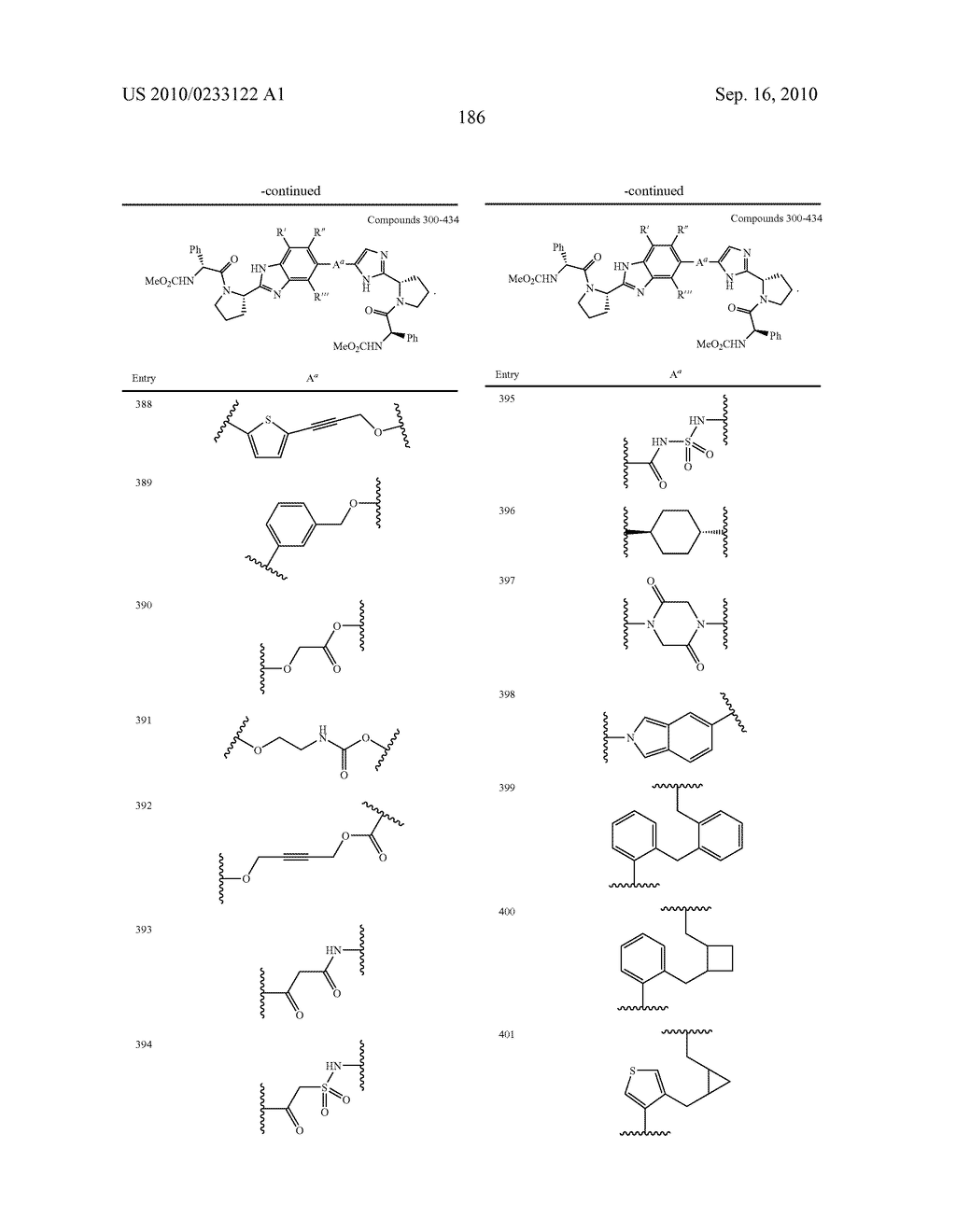 NOVEL BENZIMIDAZOLE DERIVATIVES - diagram, schematic, and image 187