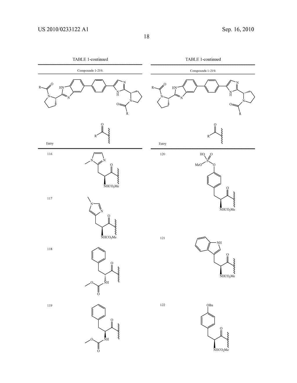 NOVEL BENZIMIDAZOLE DERIVATIVES - diagram, schematic, and image 19