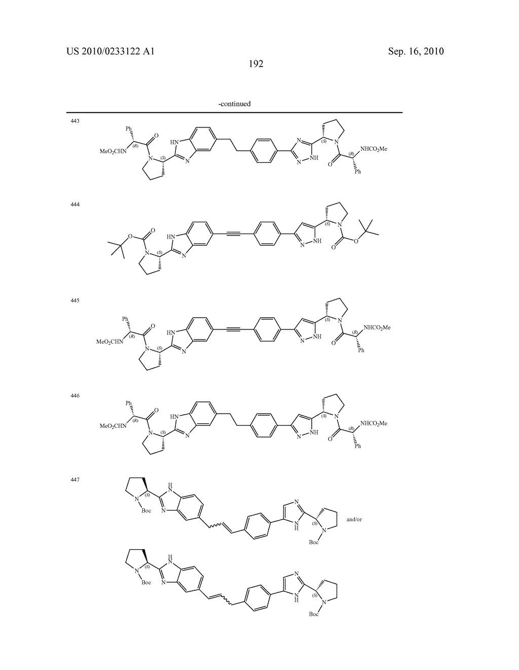 NOVEL BENZIMIDAZOLE DERIVATIVES - diagram, schematic, and image 193