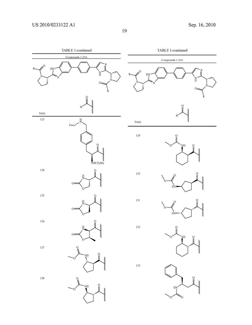 NOVEL BENZIMIDAZOLE DERIVATIVES - diagram, schematic, and image 20