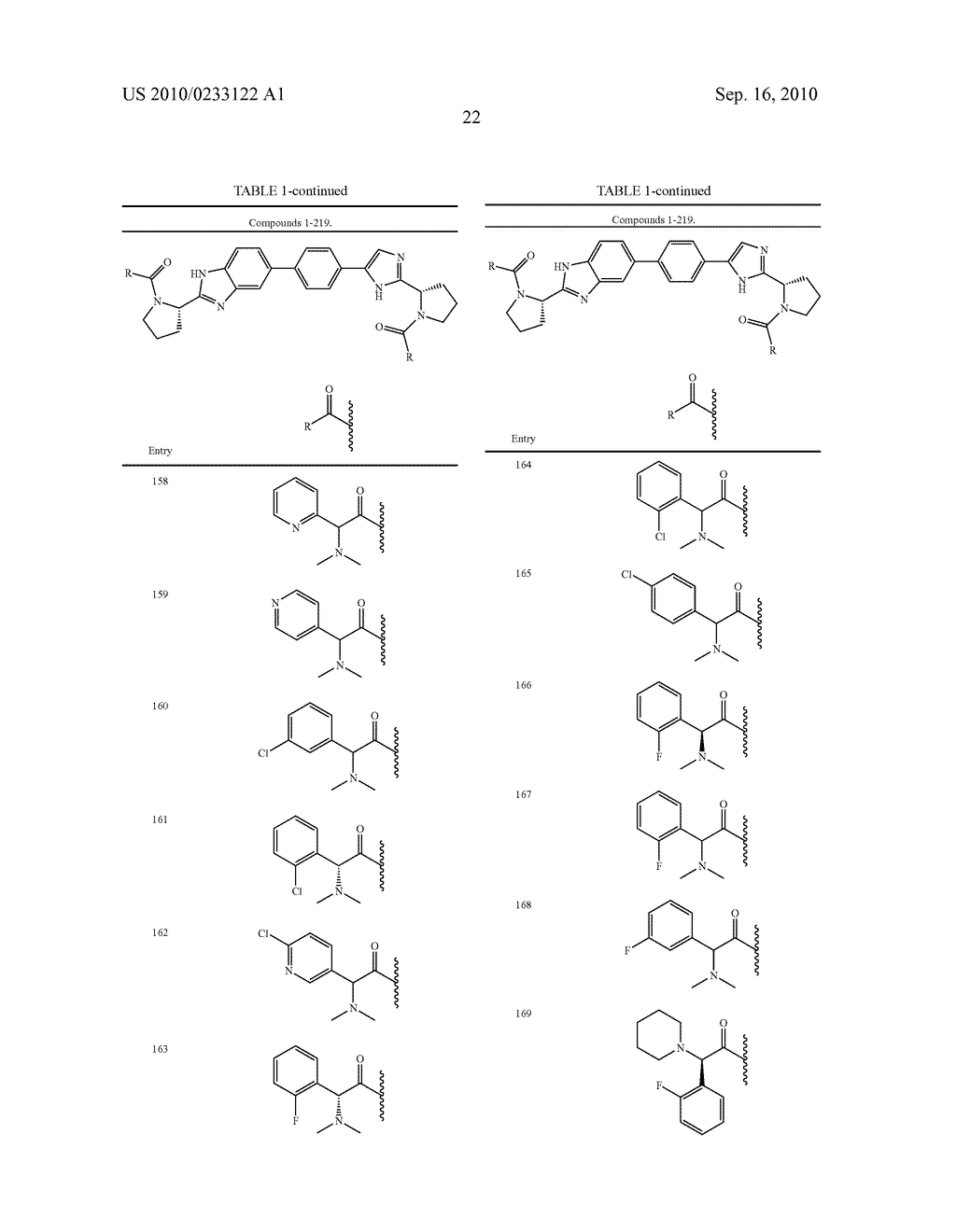 NOVEL BENZIMIDAZOLE DERIVATIVES - diagram, schematic, and image 23