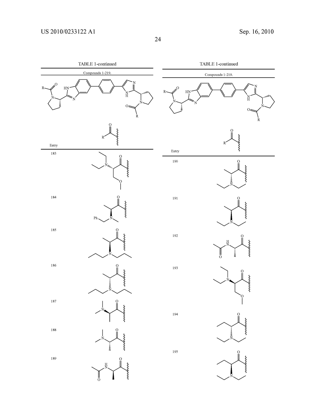 NOVEL BENZIMIDAZOLE DERIVATIVES - diagram, schematic, and image 25
