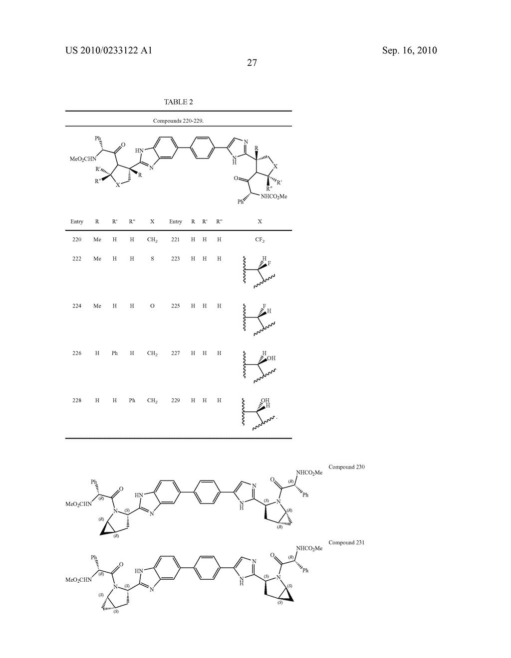 NOVEL BENZIMIDAZOLE DERIVATIVES - diagram, schematic, and image 28