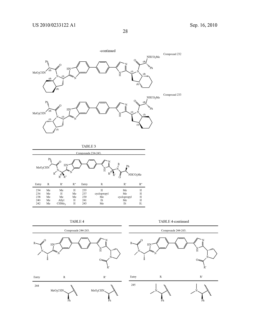 NOVEL BENZIMIDAZOLE DERIVATIVES - diagram, schematic, and image 29
