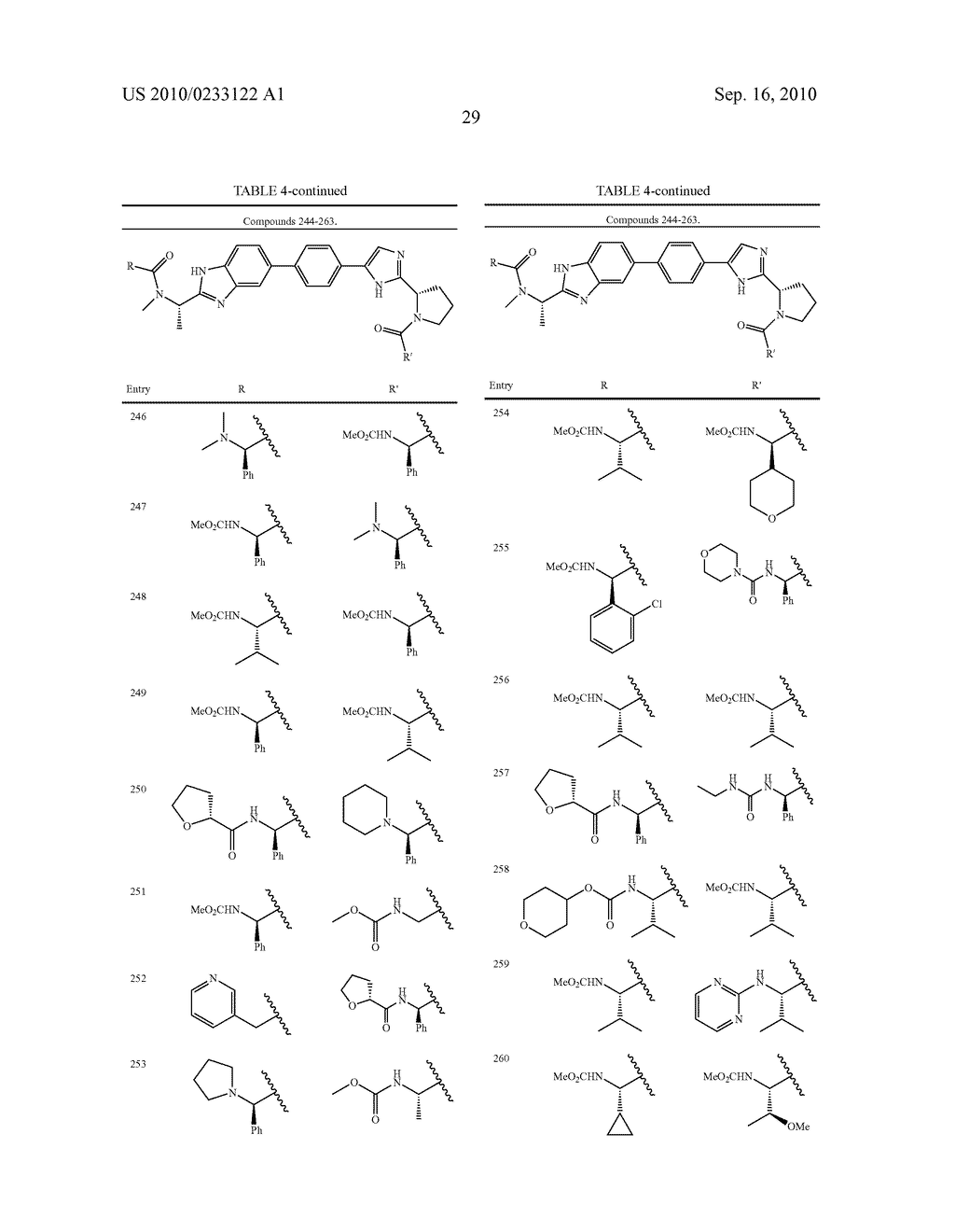 NOVEL BENZIMIDAZOLE DERIVATIVES - diagram, schematic, and image 30