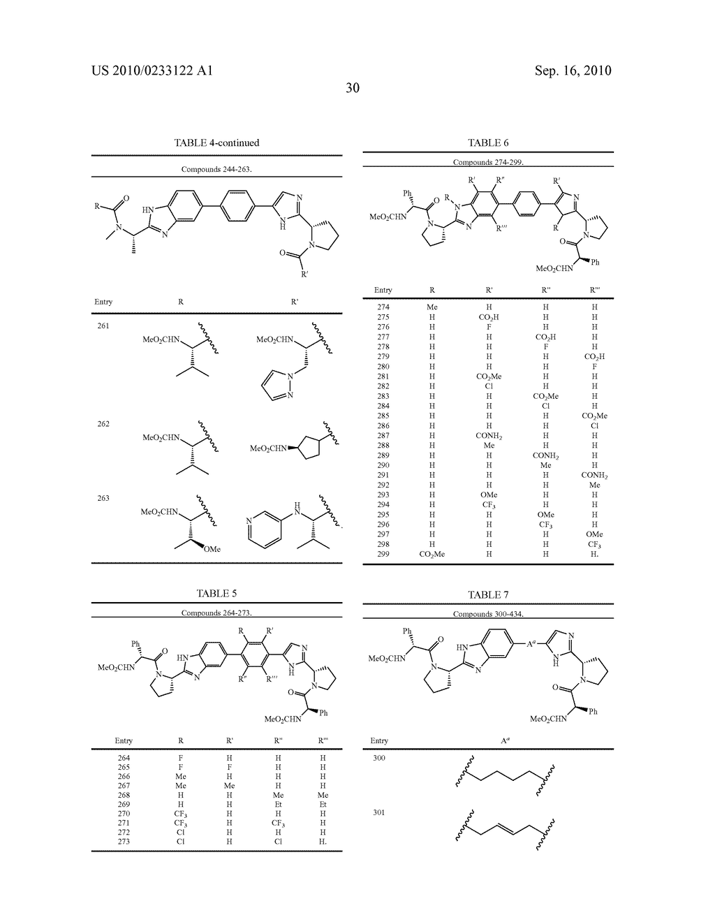 NOVEL BENZIMIDAZOLE DERIVATIVES - diagram, schematic, and image 31