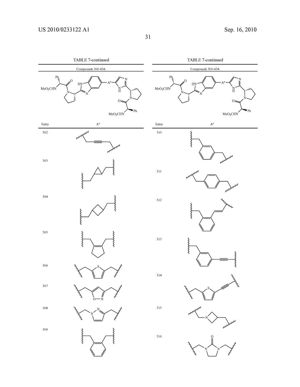 NOVEL BENZIMIDAZOLE DERIVATIVES - diagram, schematic, and image 32