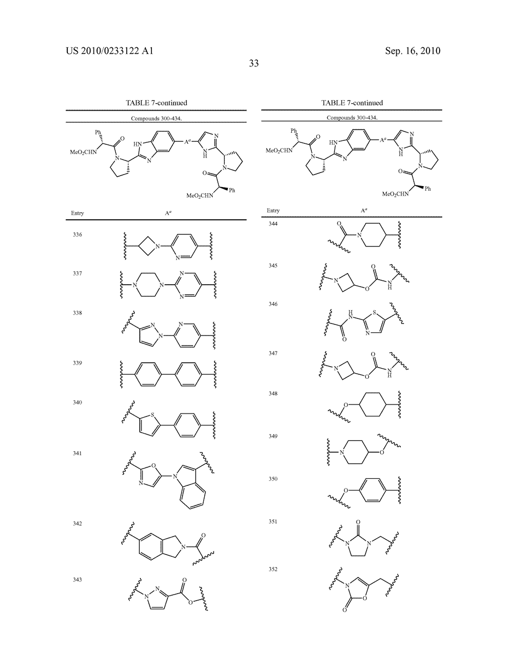 NOVEL BENZIMIDAZOLE DERIVATIVES - diagram, schematic, and image 34