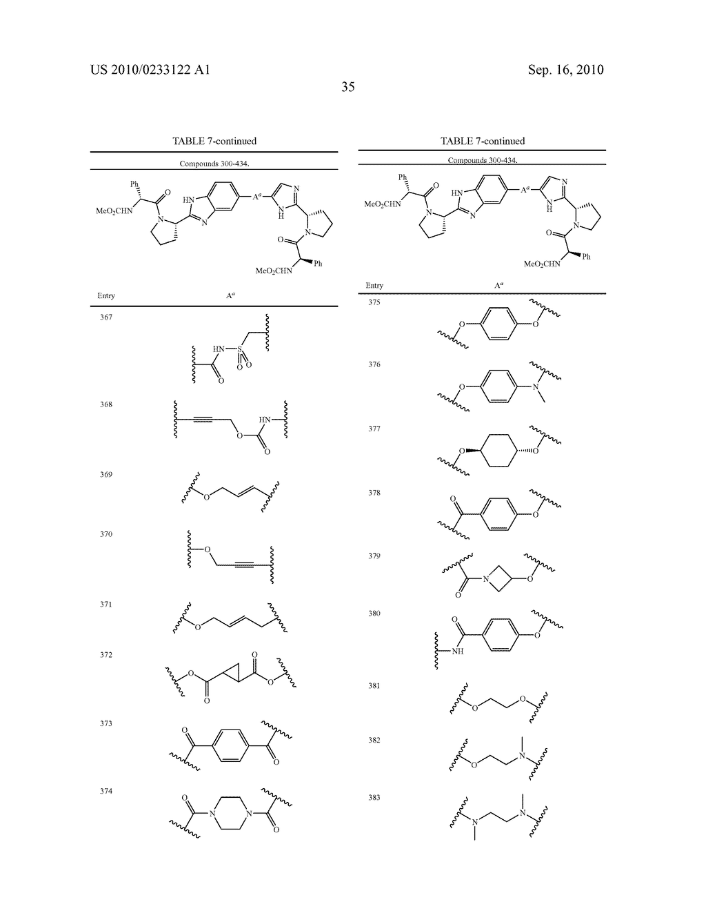NOVEL BENZIMIDAZOLE DERIVATIVES - diagram, schematic, and image 36