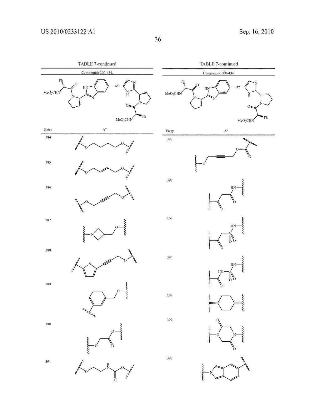 NOVEL BENZIMIDAZOLE DERIVATIVES - diagram, schematic, and image 37