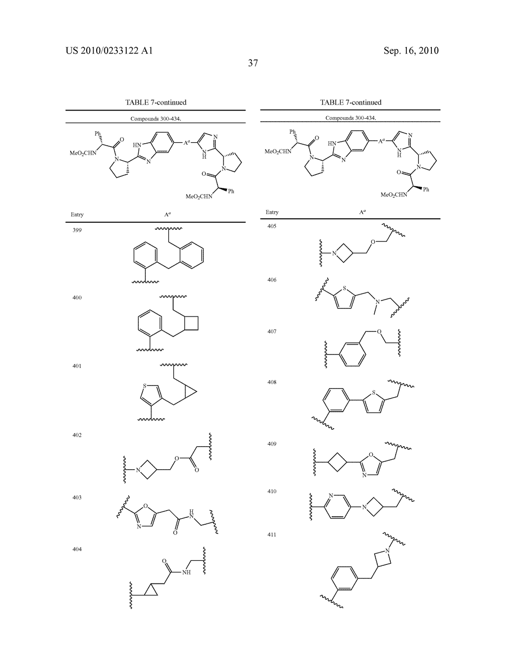 NOVEL BENZIMIDAZOLE DERIVATIVES - diagram, schematic, and image 38