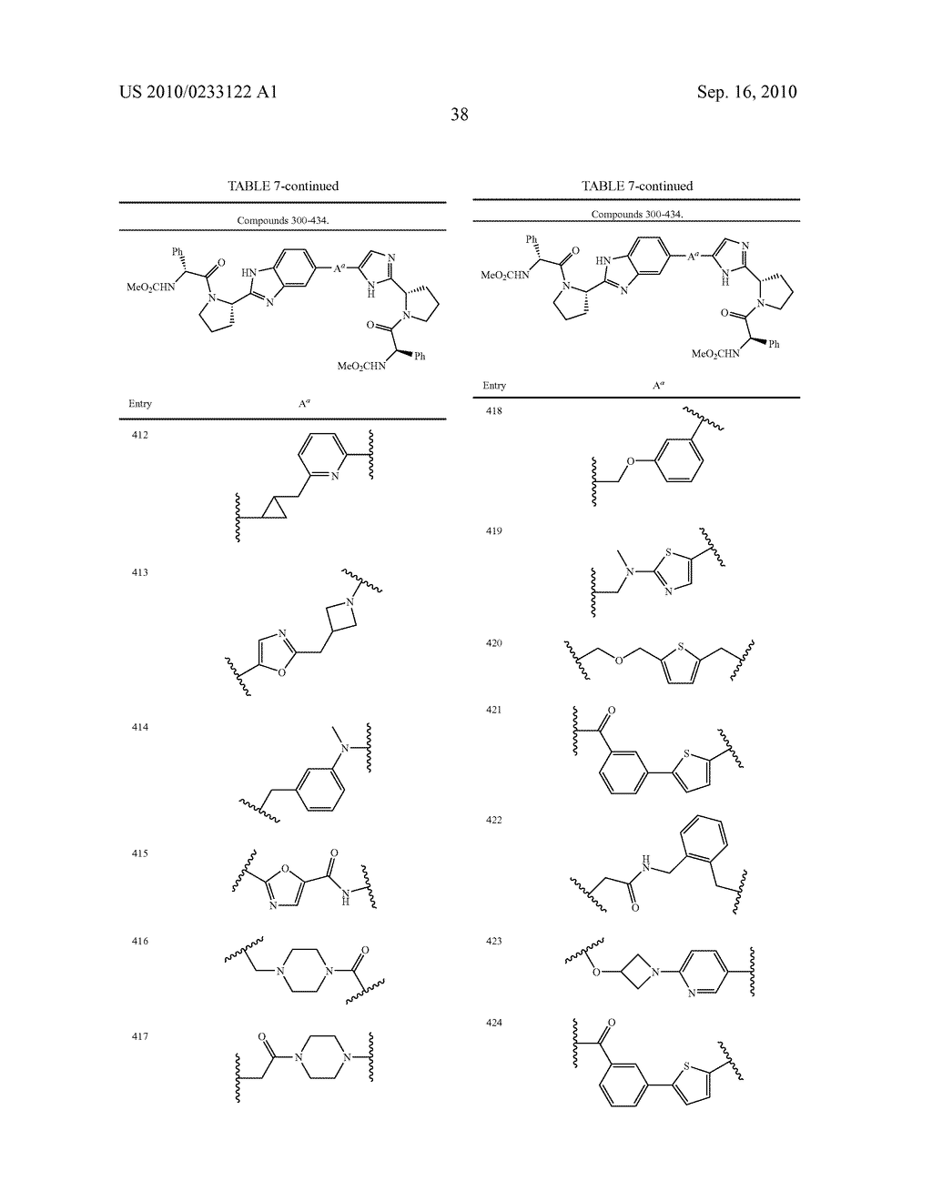 NOVEL BENZIMIDAZOLE DERIVATIVES - diagram, schematic, and image 39