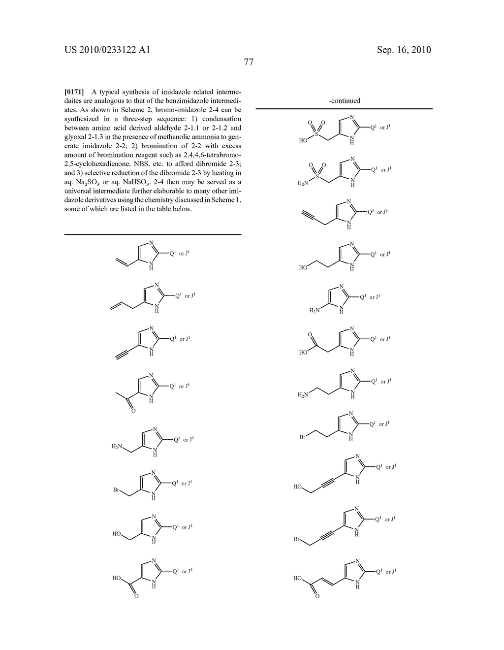 NOVEL BENZIMIDAZOLE DERIVATIVES - diagram, schematic, and image 78