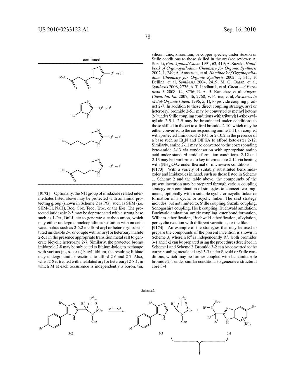NOVEL BENZIMIDAZOLE DERIVATIVES - diagram, schematic, and image 79