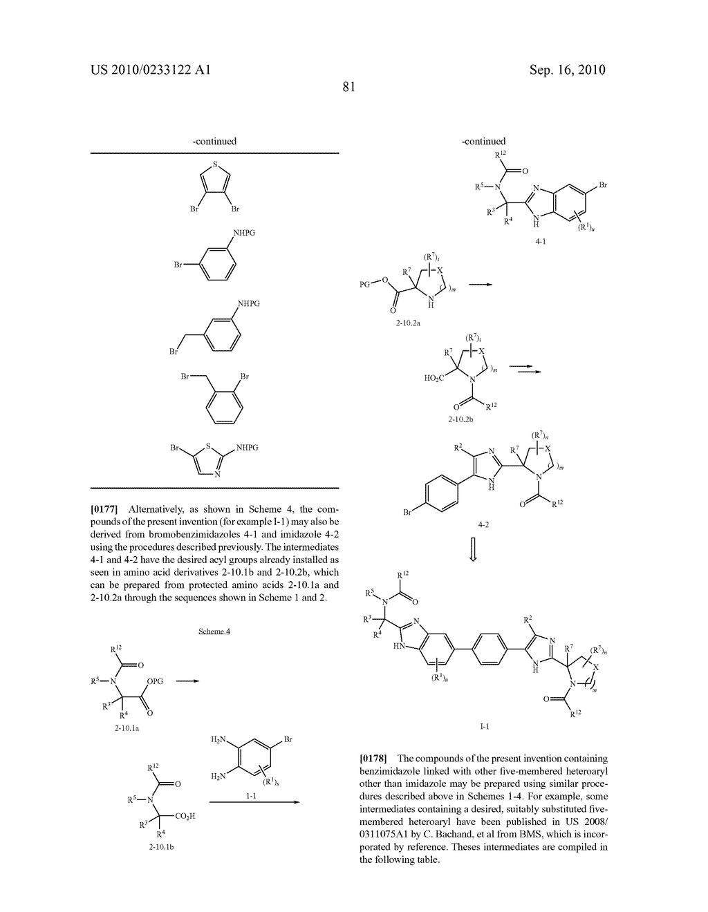 NOVEL BENZIMIDAZOLE DERIVATIVES - diagram, schematic, and image 82
