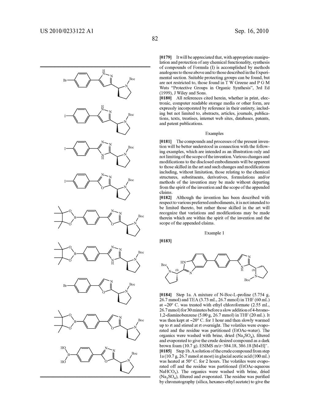 NOVEL BENZIMIDAZOLE DERIVATIVES - diagram, schematic, and image 83