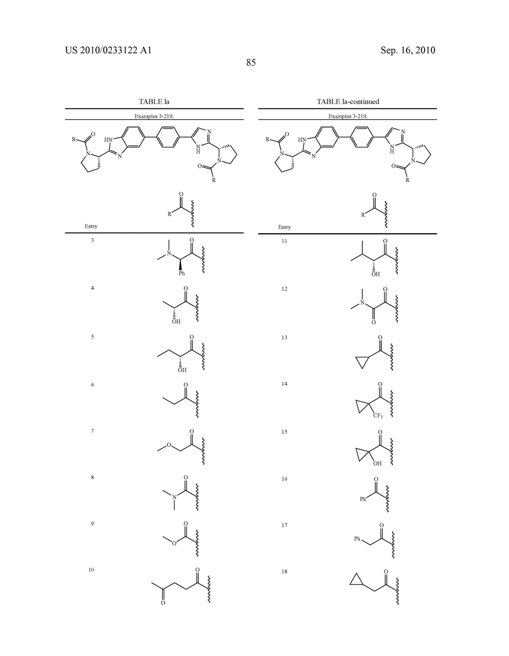 NOVEL BENZIMIDAZOLE DERIVATIVES - diagram, schematic, and image 86