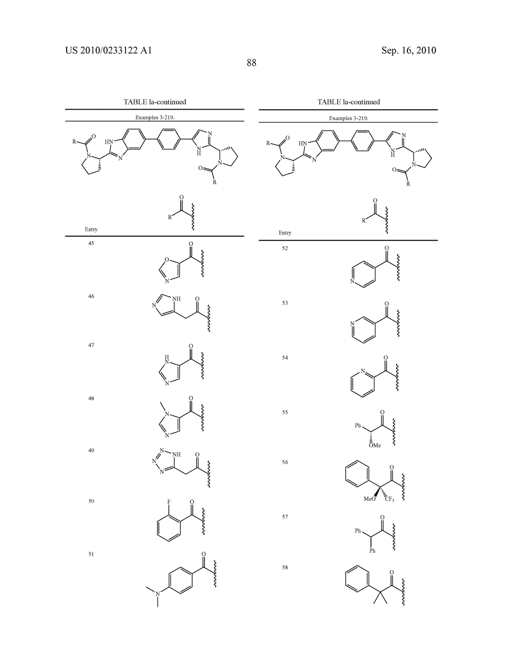 NOVEL BENZIMIDAZOLE DERIVATIVES - diagram, schematic, and image 89