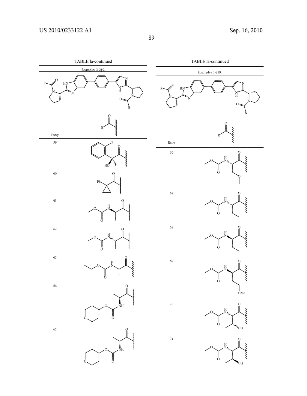 NOVEL BENZIMIDAZOLE DERIVATIVES - diagram, schematic, and image 90
