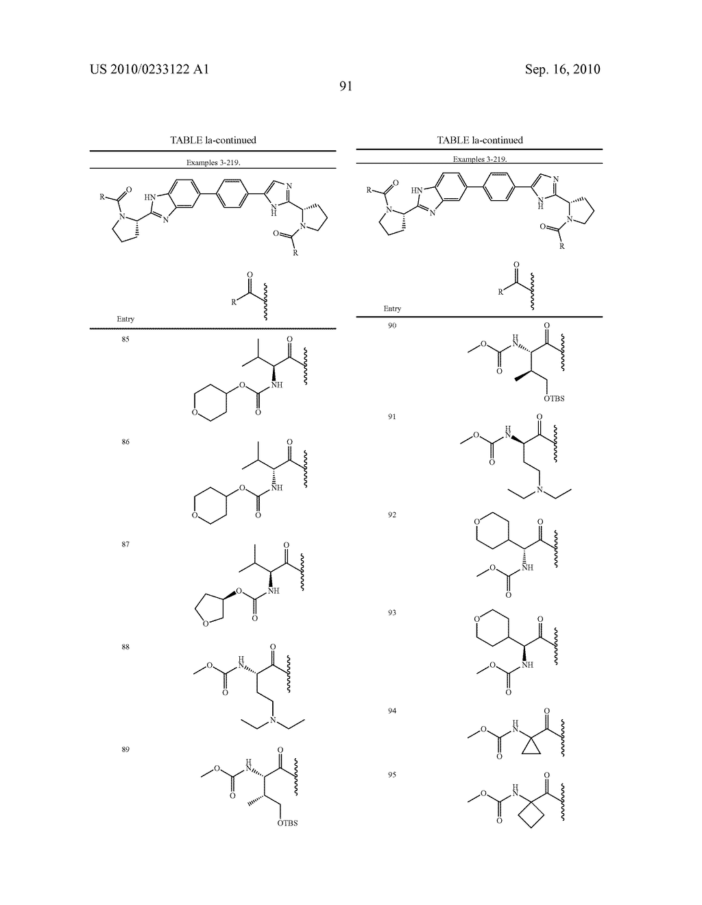 NOVEL BENZIMIDAZOLE DERIVATIVES - diagram, schematic, and image 92