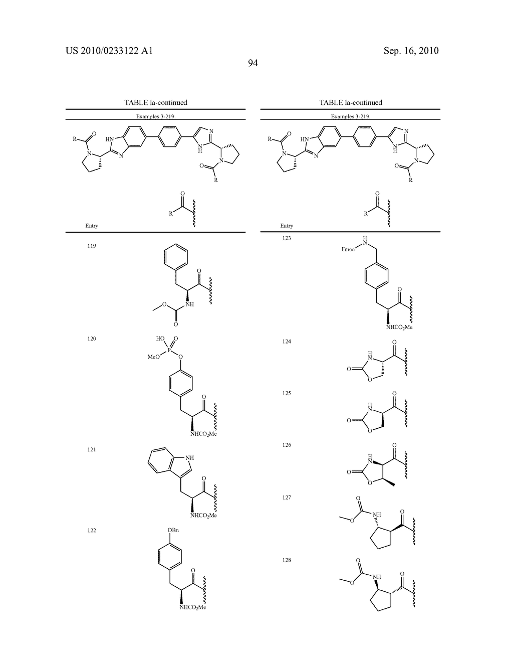 NOVEL BENZIMIDAZOLE DERIVATIVES - diagram, schematic, and image 95