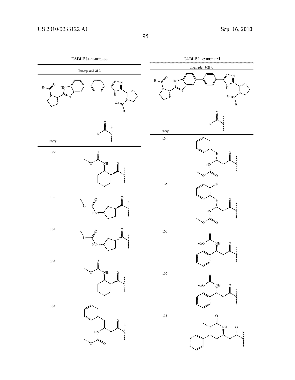 NOVEL BENZIMIDAZOLE DERIVATIVES - diagram, schematic, and image 96