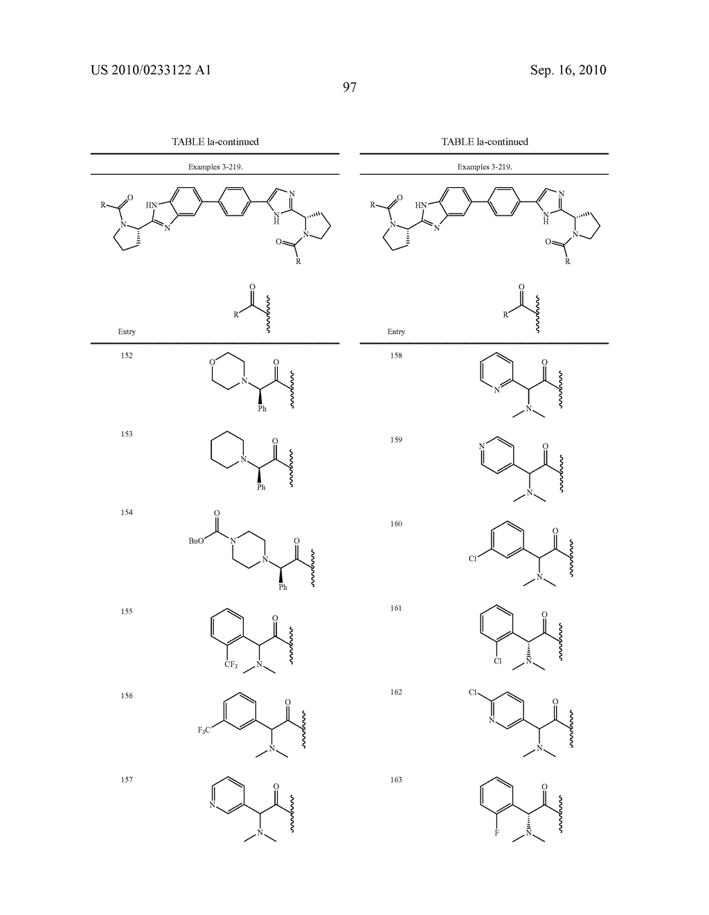 NOVEL BENZIMIDAZOLE DERIVATIVES - diagram, schematic, and image 98
