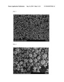 LITHIUM IRON PHOSPHATE HAVING OLIVINE STRUCTURE AND METHOD FOR PREPARING THE SAME diagram and image