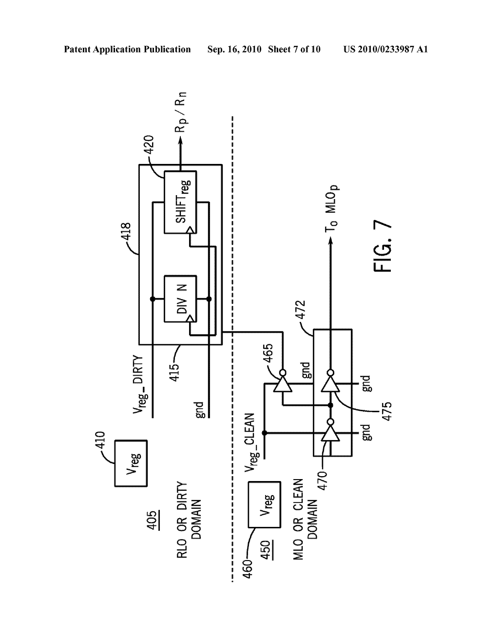 implementing a rotating harmonic rejection mixer (rhrm) for a tv tuner in  an integrated circuit - diagram, schematic, and image 08