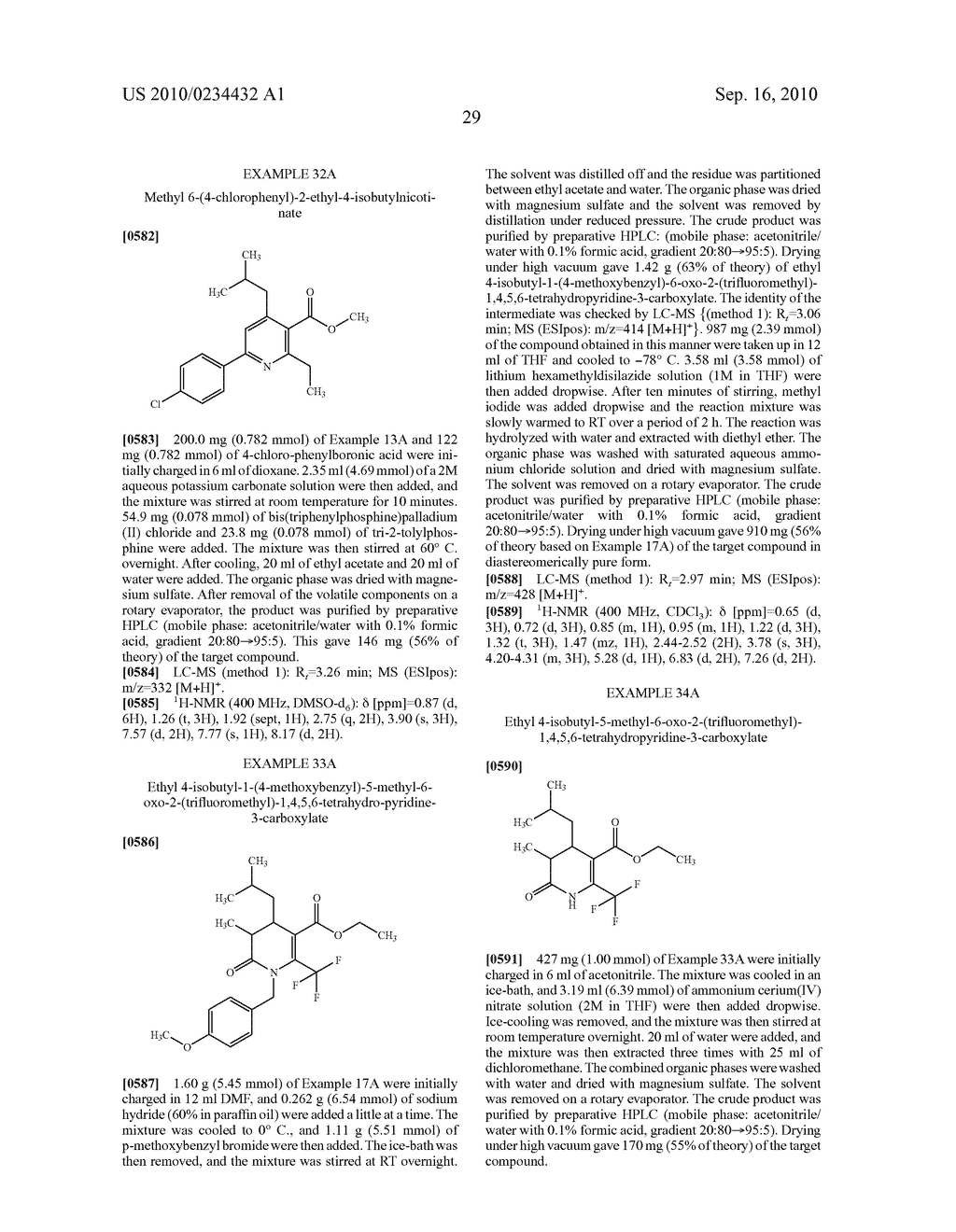 Substituted 6-phenylnicotinic acids and their use - diagram, schematic, and image 30